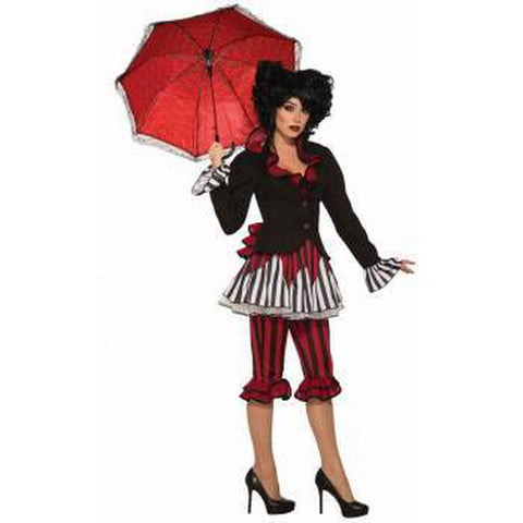 Tight Rope Temptress Women's Costume