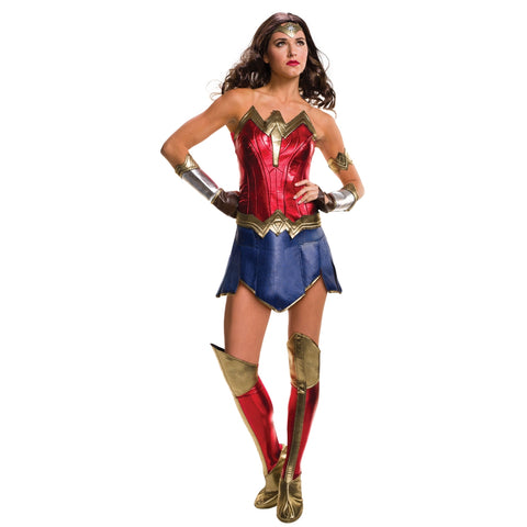 Deluxe Wonder Woman Adult Women's Costume