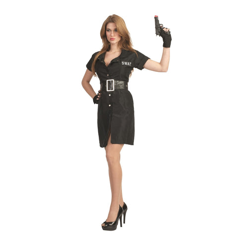 Special Weapon Swat Teen Costume