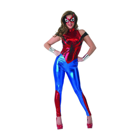 Spiderman Women's Costume