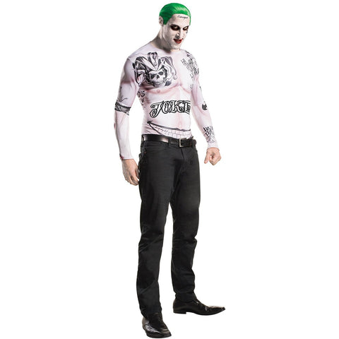 Joker: Suicide Squad Men's Costume Kit