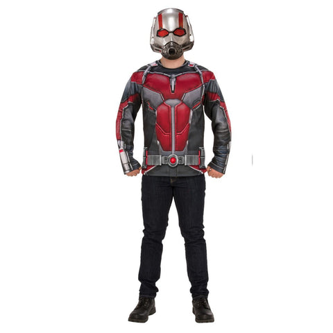 Ant-Man Costume Top Men's Costume