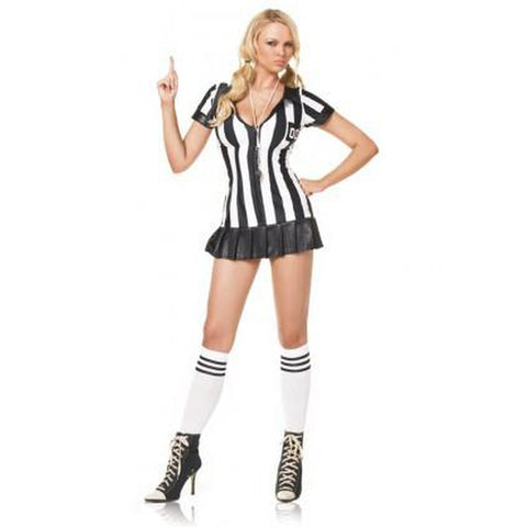 Game Official Referee Dress
