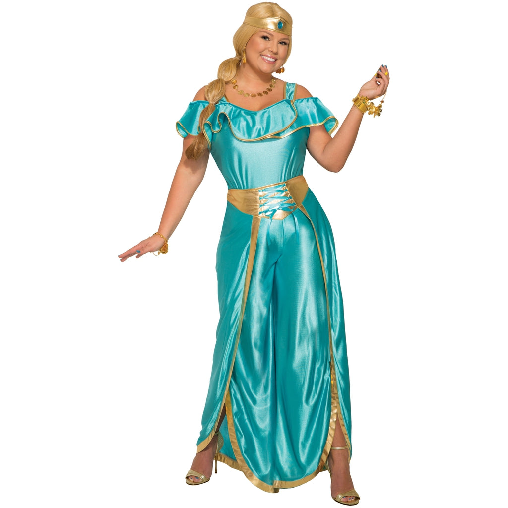 Harem Girl Plus Size Costume