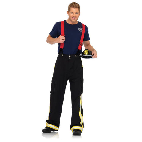 Fire Captain Men's Costume