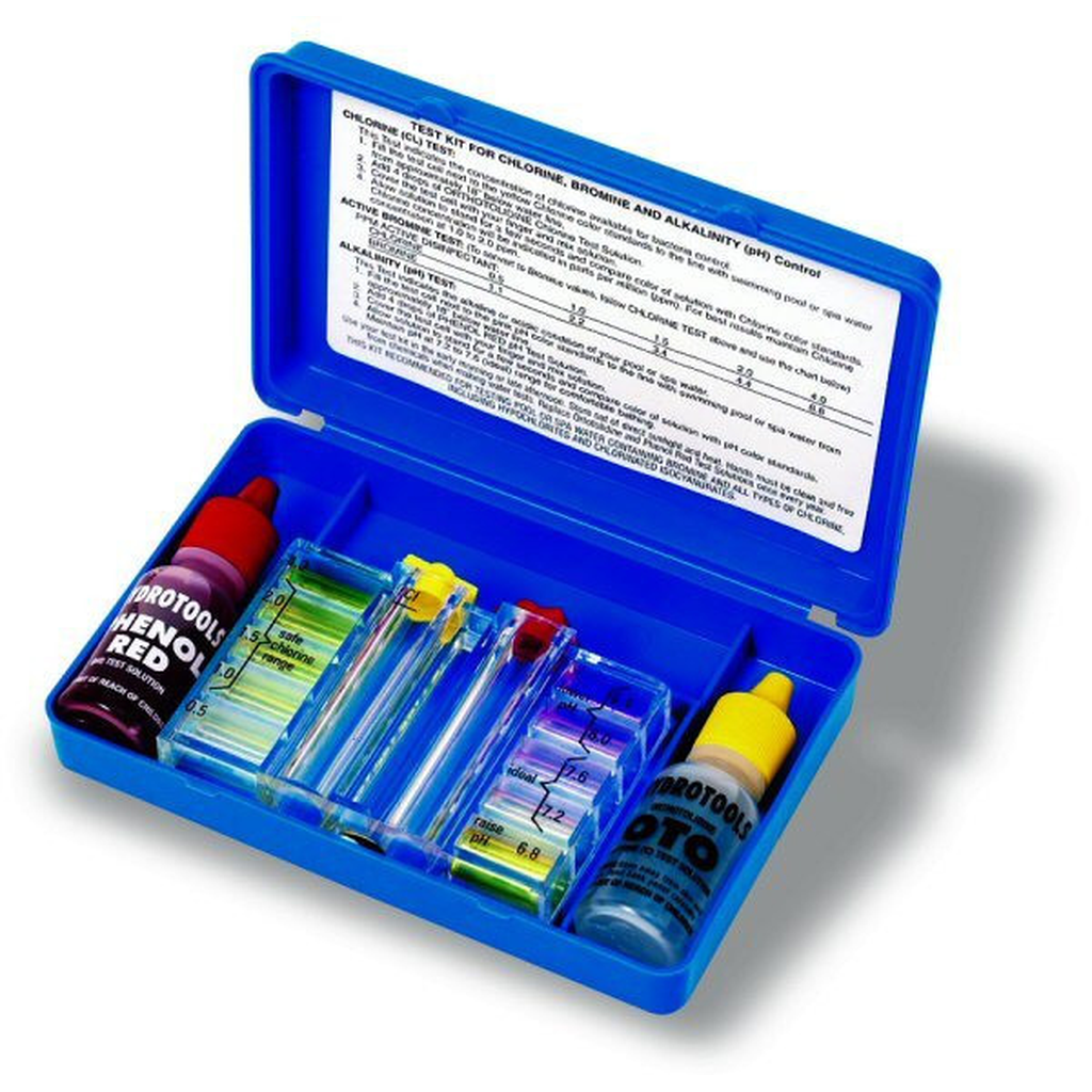 Deluxe Two Way Test Kit