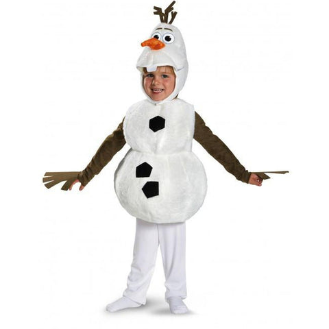 Frozen-Olaf Deluxe Toddler Costume