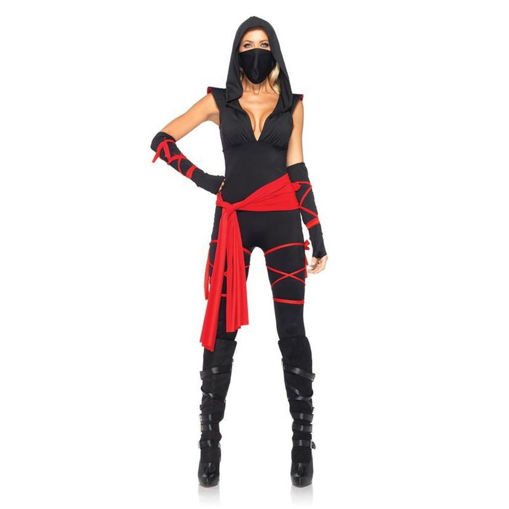 Deadly Ninja Sexy Costume