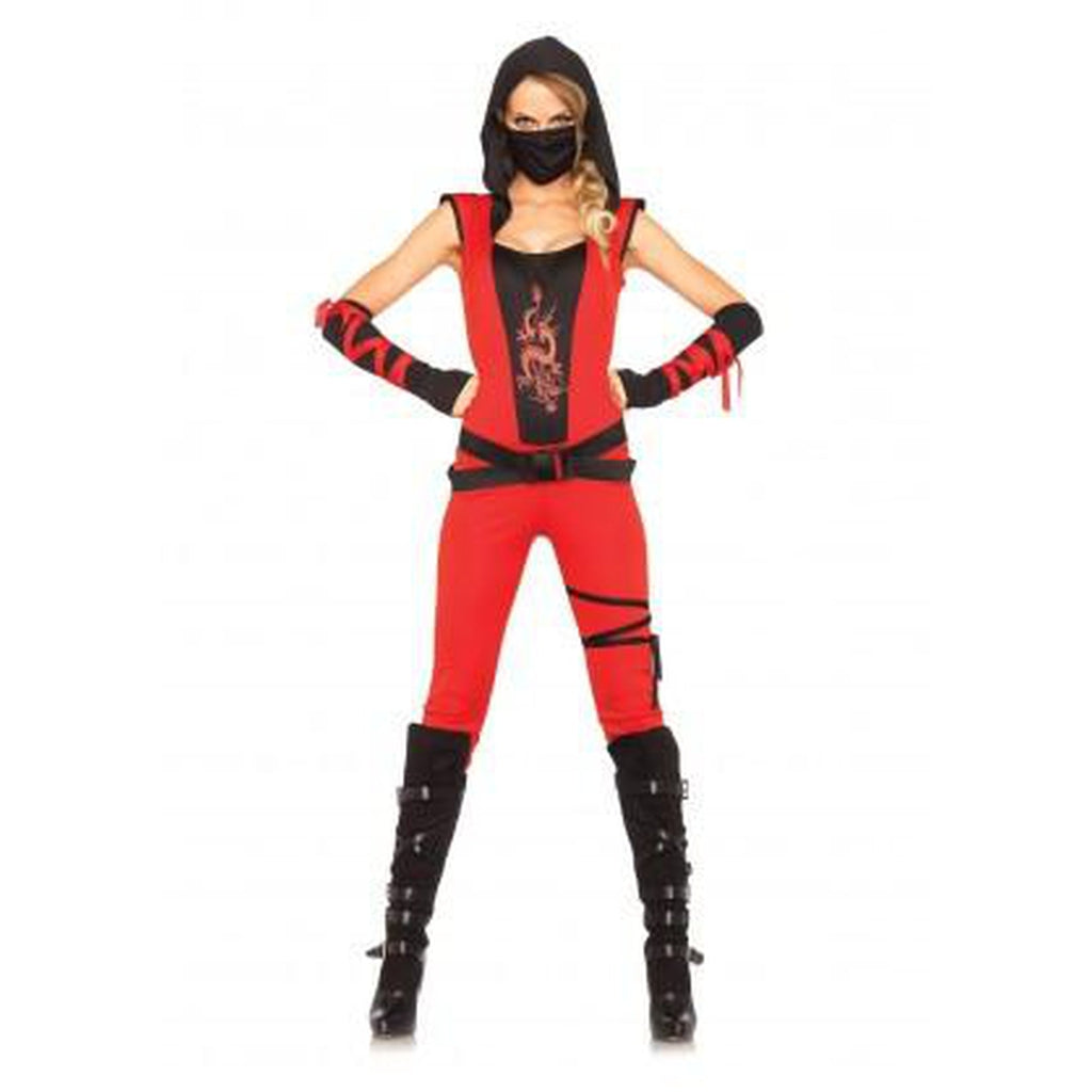 Ninja Assassin Women's Costume