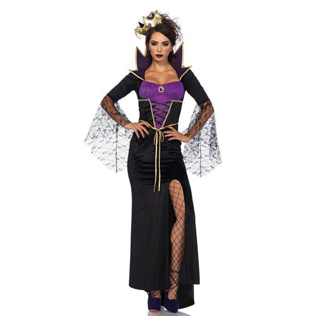 Classic Wicked Queen Sexy Costume