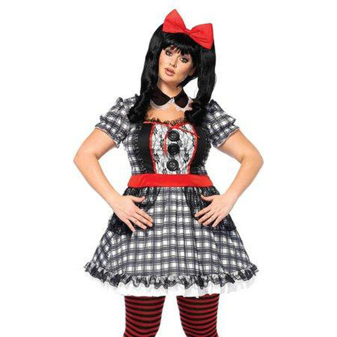 Darlin Baby Doll Plus Size Costume