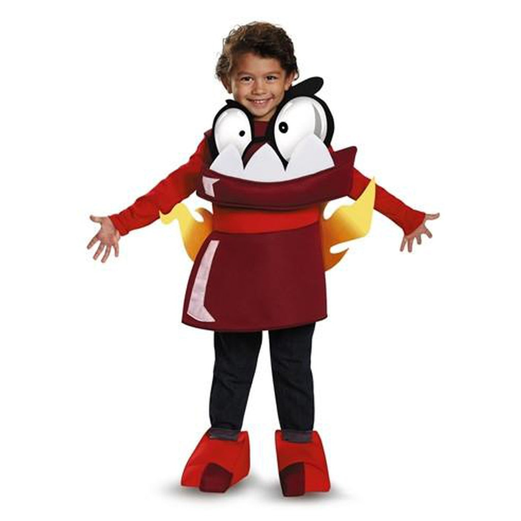 Mixels- Infernite Zorch Toddler Costume