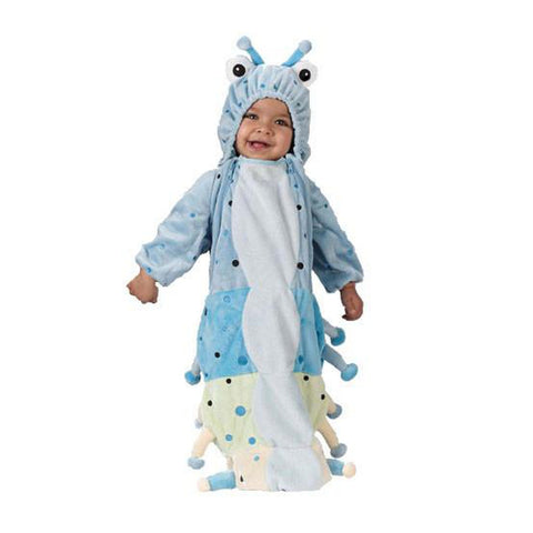 Blue Caterpillar Infant Costume