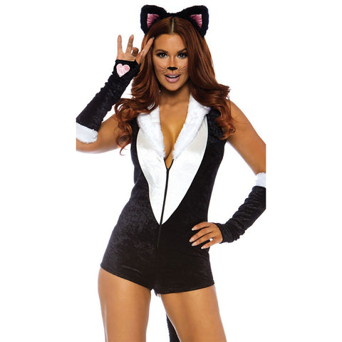 Frisky Kitty Sexy Costume