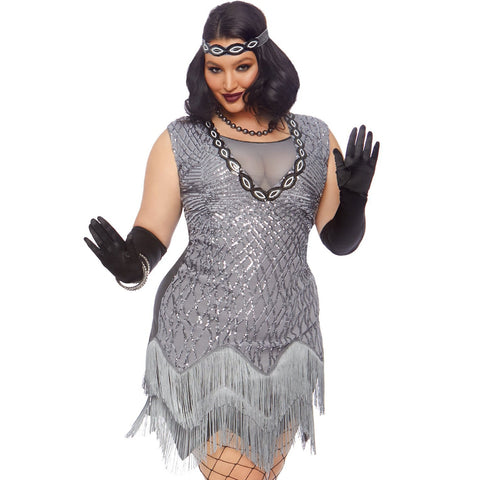 Roaring Roxy Plus Size Costume