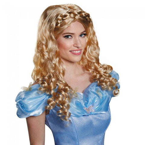 Cinderella Movie Wig