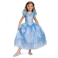Cinderella Movie Deluxe Girl's Costume