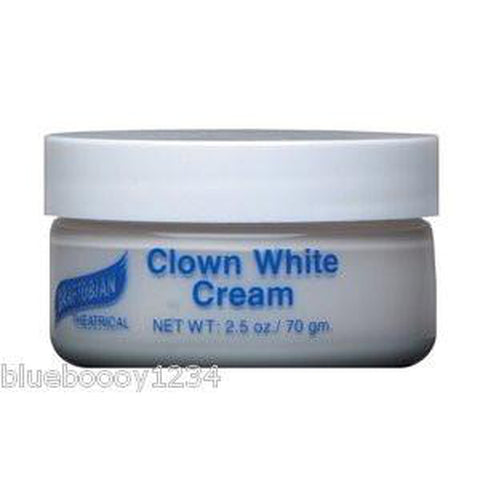 Clown White Cream Makeup
