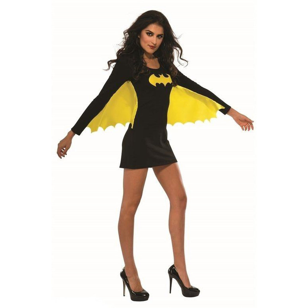 Batgirl Dress w/ Wings