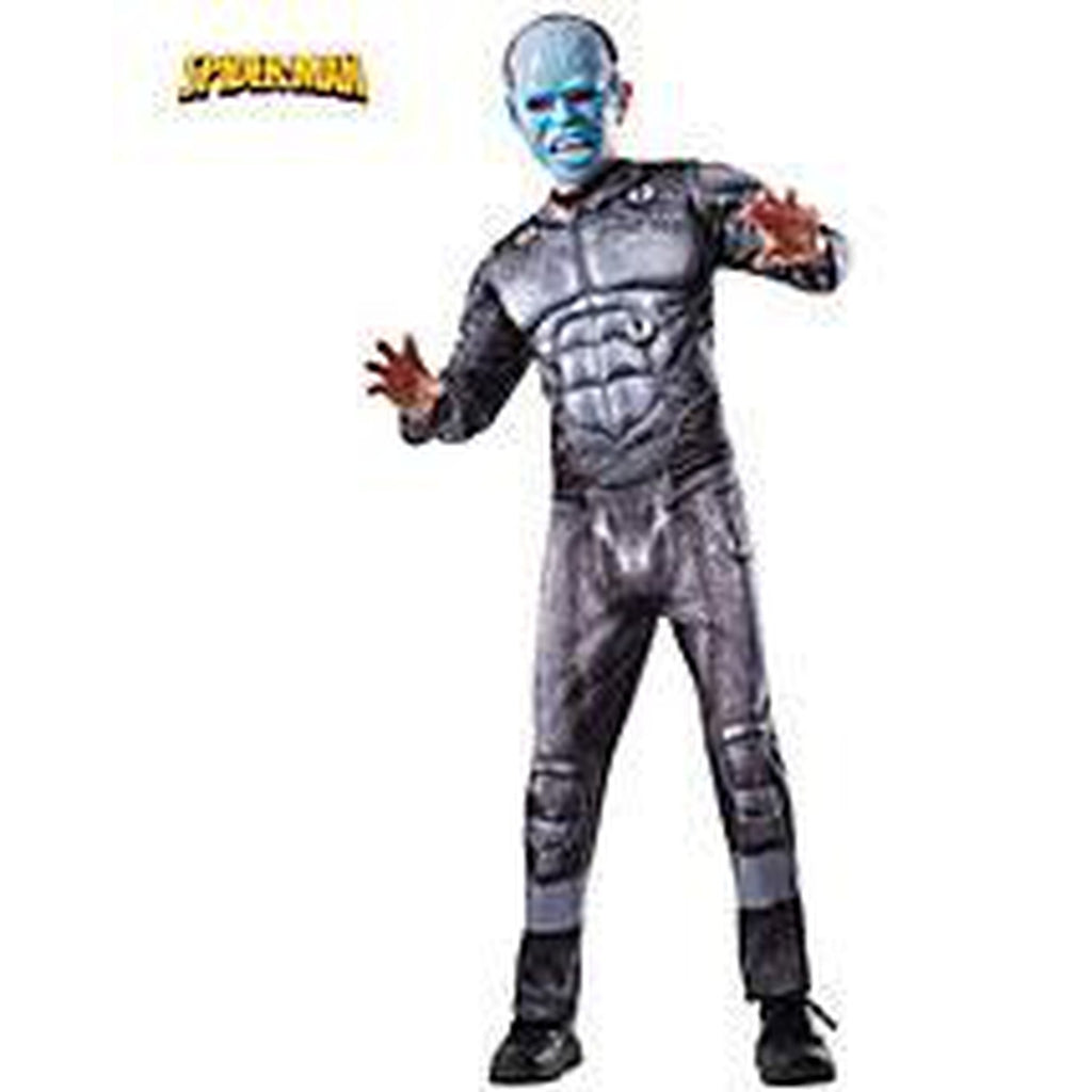 Spider-Man 2 Movie- Electro Deluxe Boy's Costume