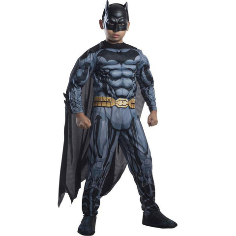 Batman Deluxe Boy's Costume