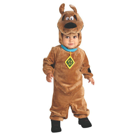 Scooby-Doo Cuddly Infant Costume