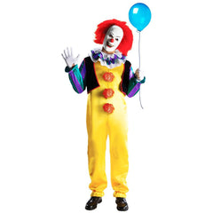 Pennywise the Clown Men's Costume