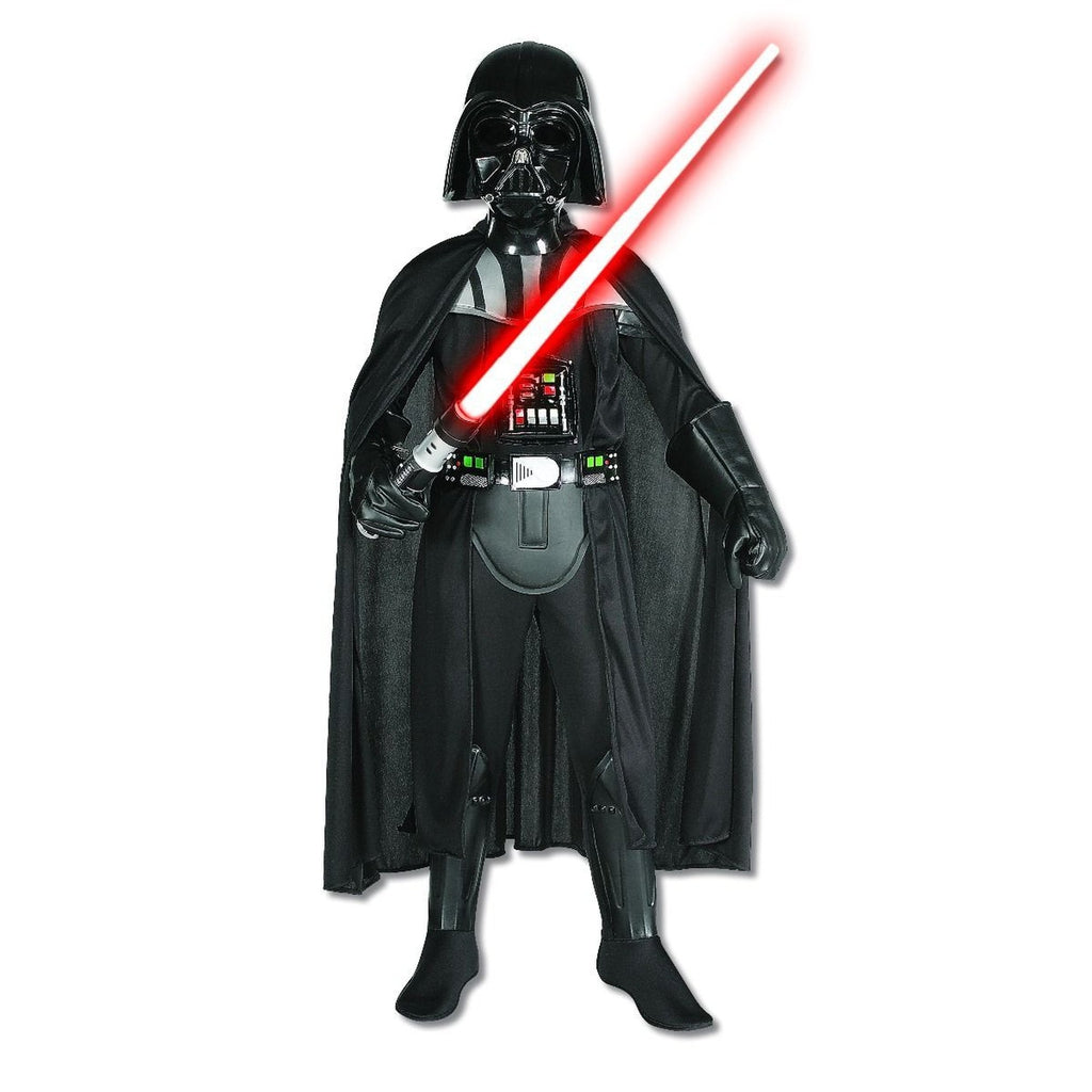 Star Wars Darth Vader Deluxe Boy's Costume