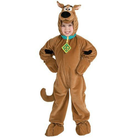 Scooby Doo Deluxe Toddler Costume