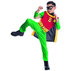 Batman-Teen Titan Robin Boy's Costume