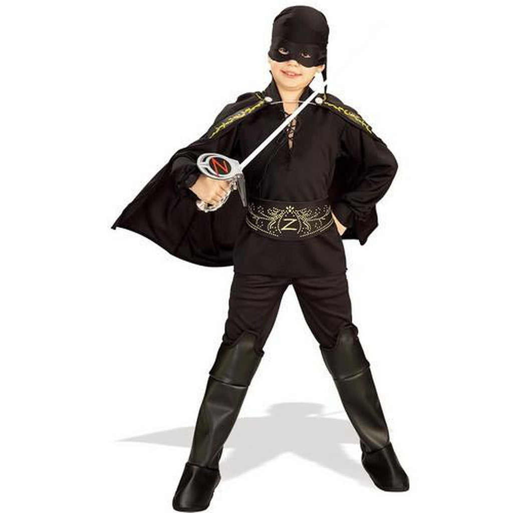 Zorro Boy's Costume