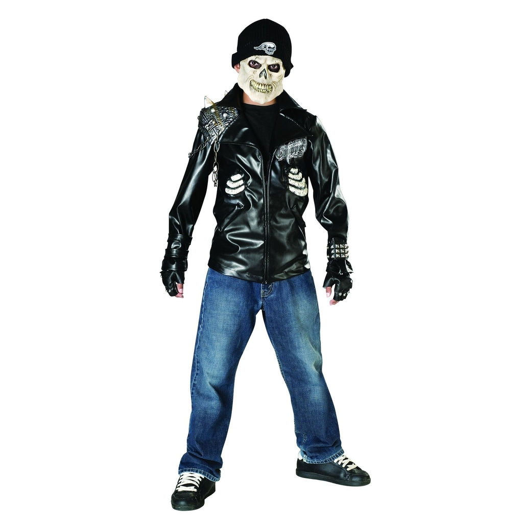 Dead City Choppers Death Rider Boy's Costume