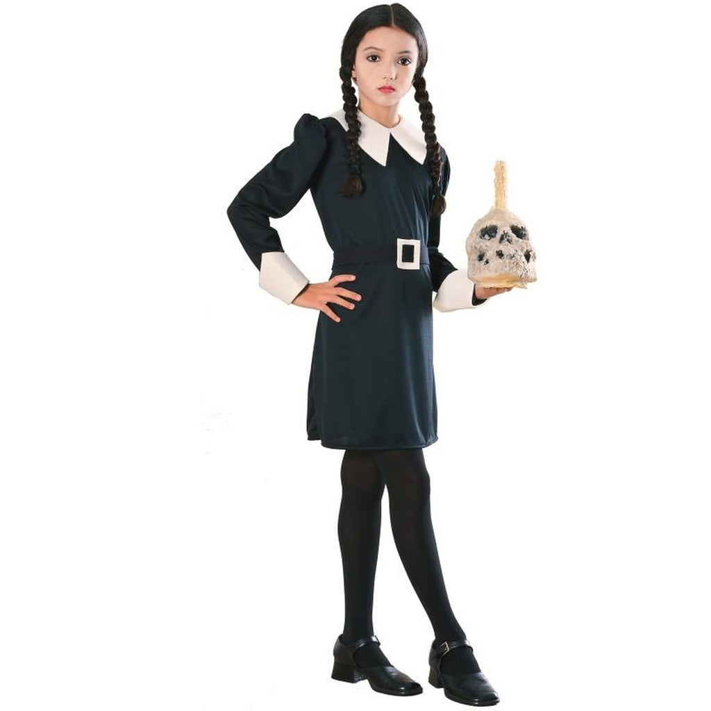 Addams Family-Wednesday Girl's Costume