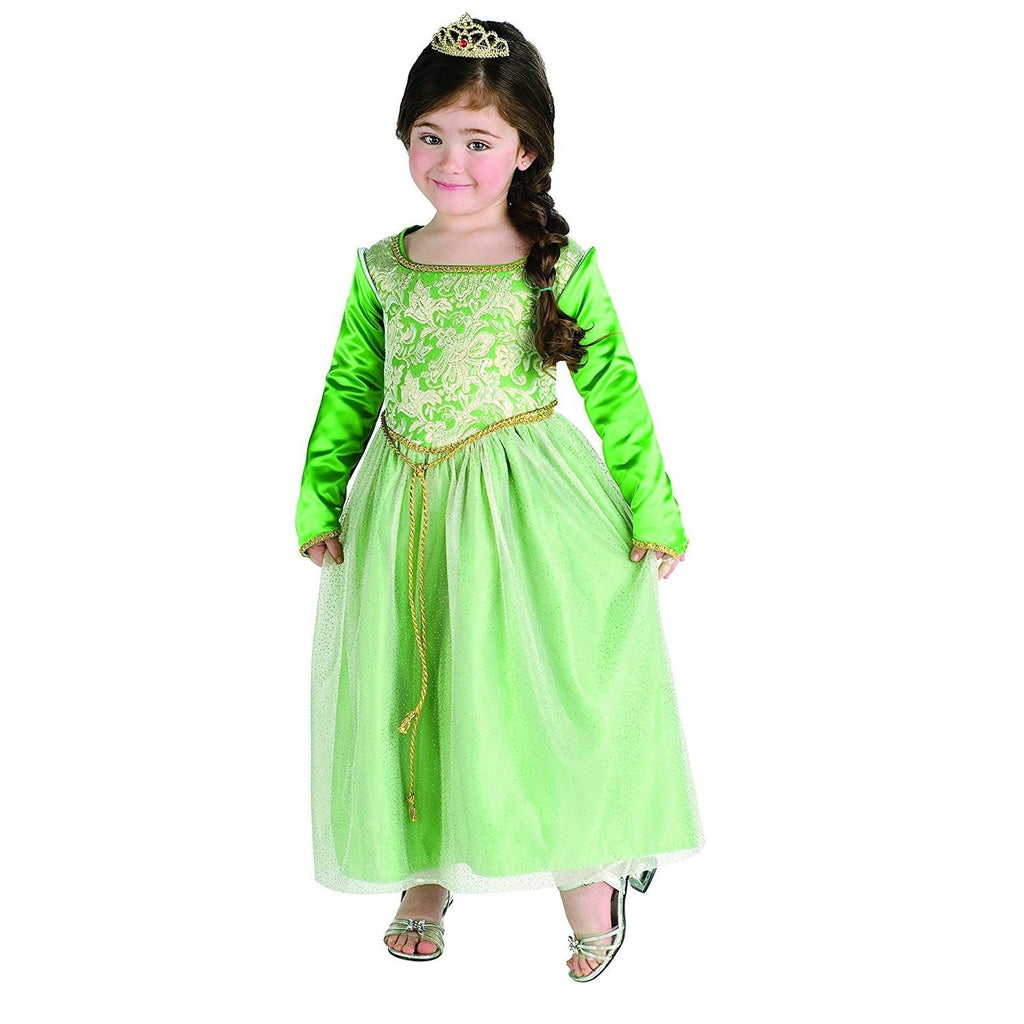 Princess Fiona Girl's Costume