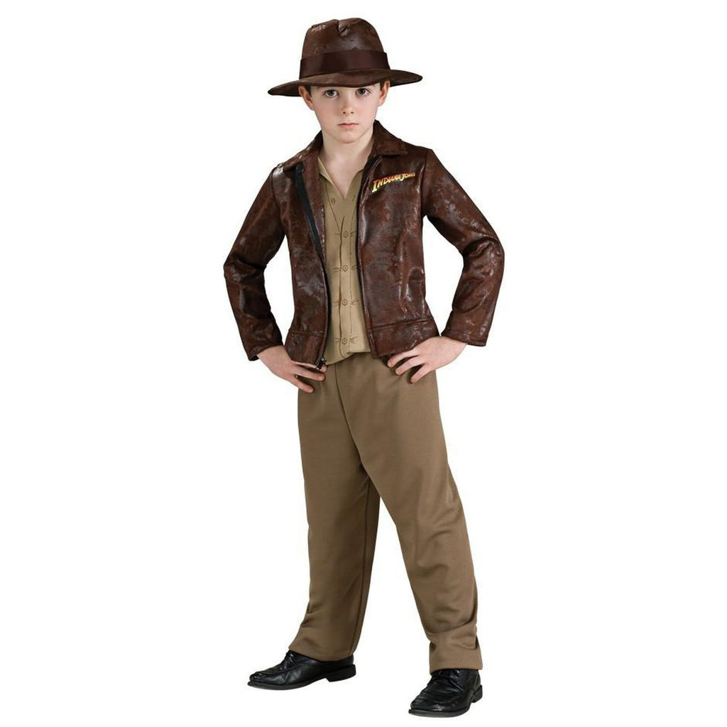 Deluxe Indiana Jones Boy's Costume