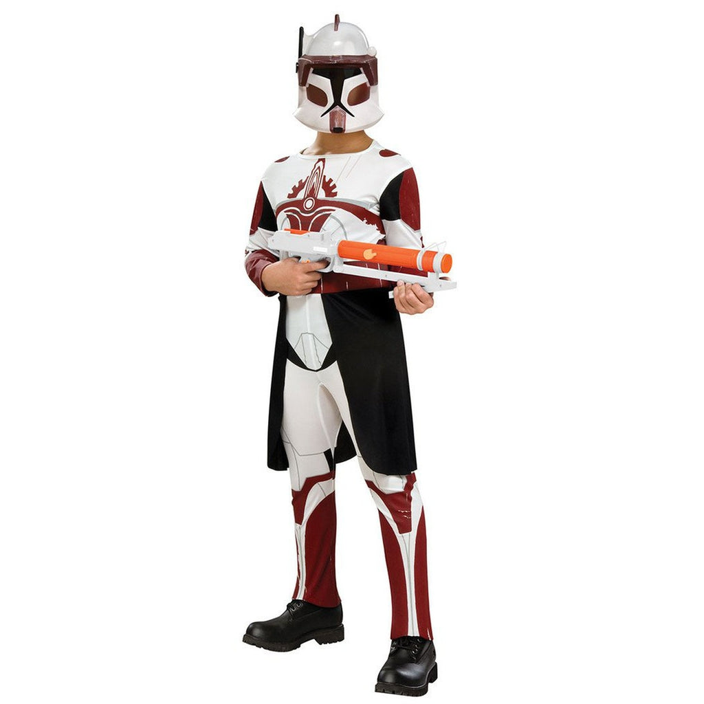 Commander Fox Clone Trooper Boy's Costume