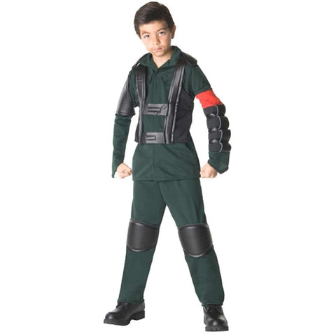Terminator Deluxe John Connor Boy's Costume