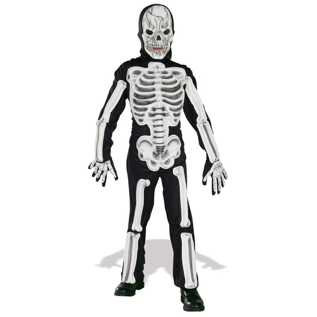 Skeleton Boy's Costume
