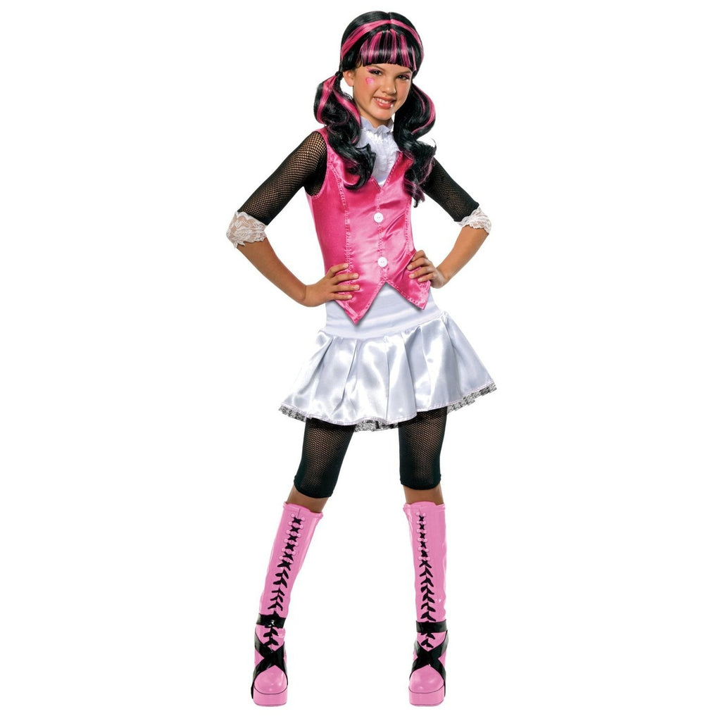 Monster High-Draculaura Girl's Costume