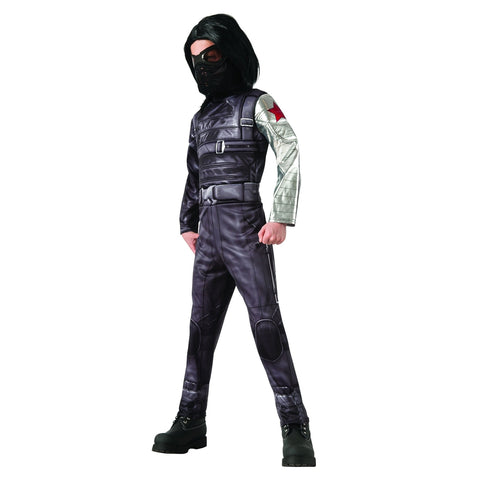 Captain America:The Winter Soldier Deluxe Boy's Costume