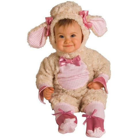 Pink Lamb Infant Costume