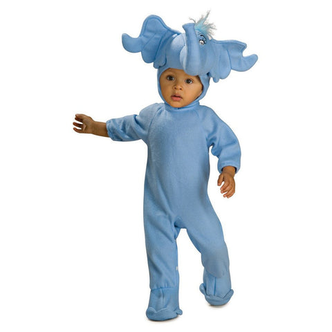 Horton The Elephant Infant Costume