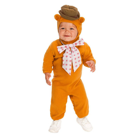 Fozzie Bear Romper Toddler Costume