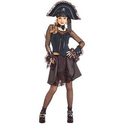Pirate Queen Teen Costume