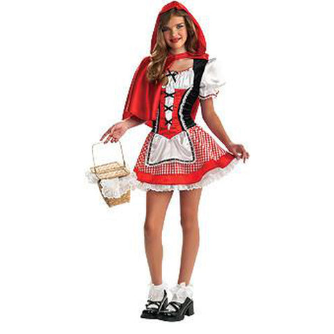 Red Riding Hood Teen Girl's Costume