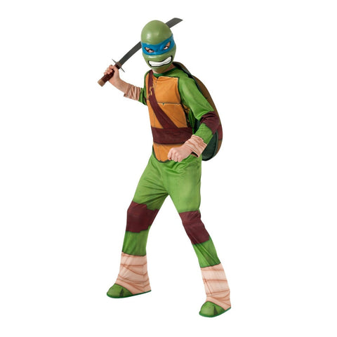 Teenage Mutant Ninja Turtles-Leonardo Boy's Costume