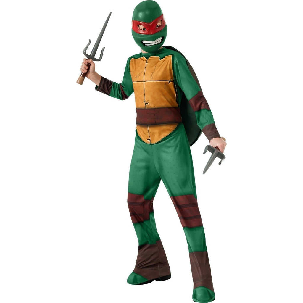 Teenage Mutant Ninja Turtles-Raphael Boy's Costume