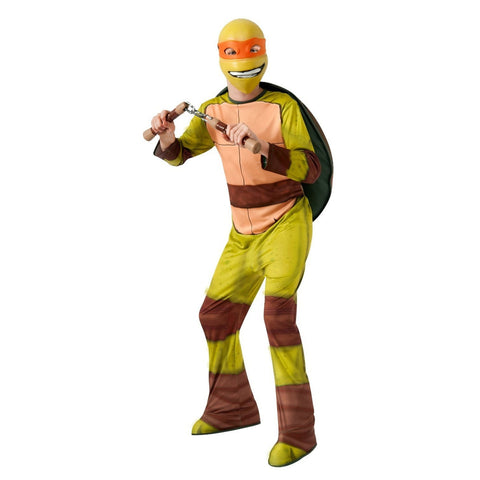 Teenage Mutant Ninja Turtles-Michelangelo Boy's Costume