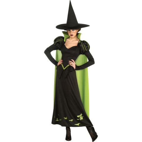 Wicked Witch Women's Costume - Wizard of Oz