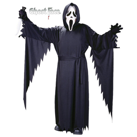 Scream-Ghost Face Teen Costume